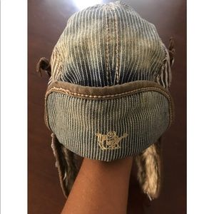 True Religion Fur Cap